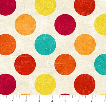 Canvas Spot On - 22606-58 @ $9.00 / yard
