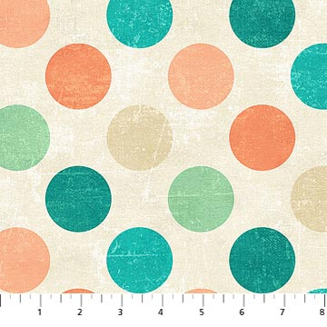 Canvas Spot On - 22606-63 @ $9.00 / yard