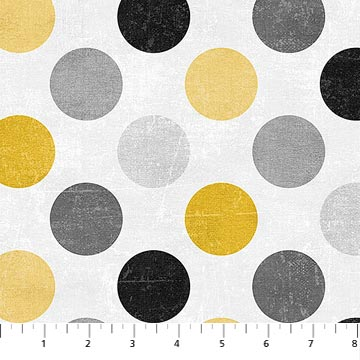 Canvas Spot On - 22606-91 @ $9.00 / yard