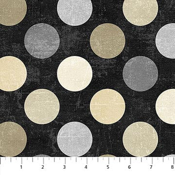 Canvas Spot On - 22606-99 @ $9.00 / yard