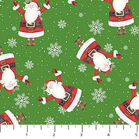 Double Decker Xmas 22904-74  $9.00 / yard