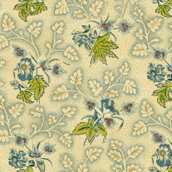 Sarah French 26826-BLU1 $9.00 / yard
