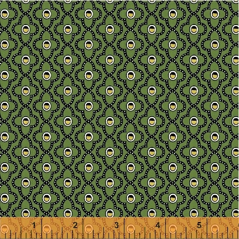 JAMESTOWN (1865-1885) 43342-2 $9.00 / yard