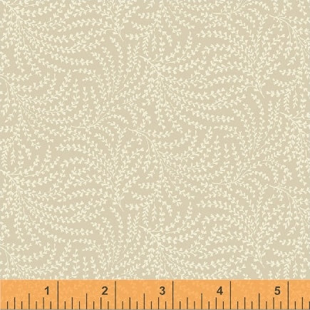 "Windham Scrolling Vine 50664-7 – 108"" Quilt Backing @ $19.00 / Yard"