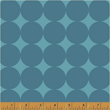 UPPERCASE VOL.3 (CIRCULAR LOGIC) 50945-3 $9.00 / yard
