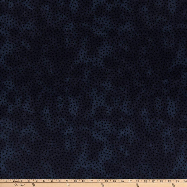 RI8090-01 Multi Spot Cotton Quilt Backing @ $18.00 / Yard