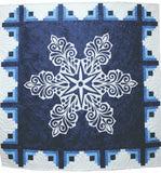 Curly Snowflake (3 sizes to choose from)