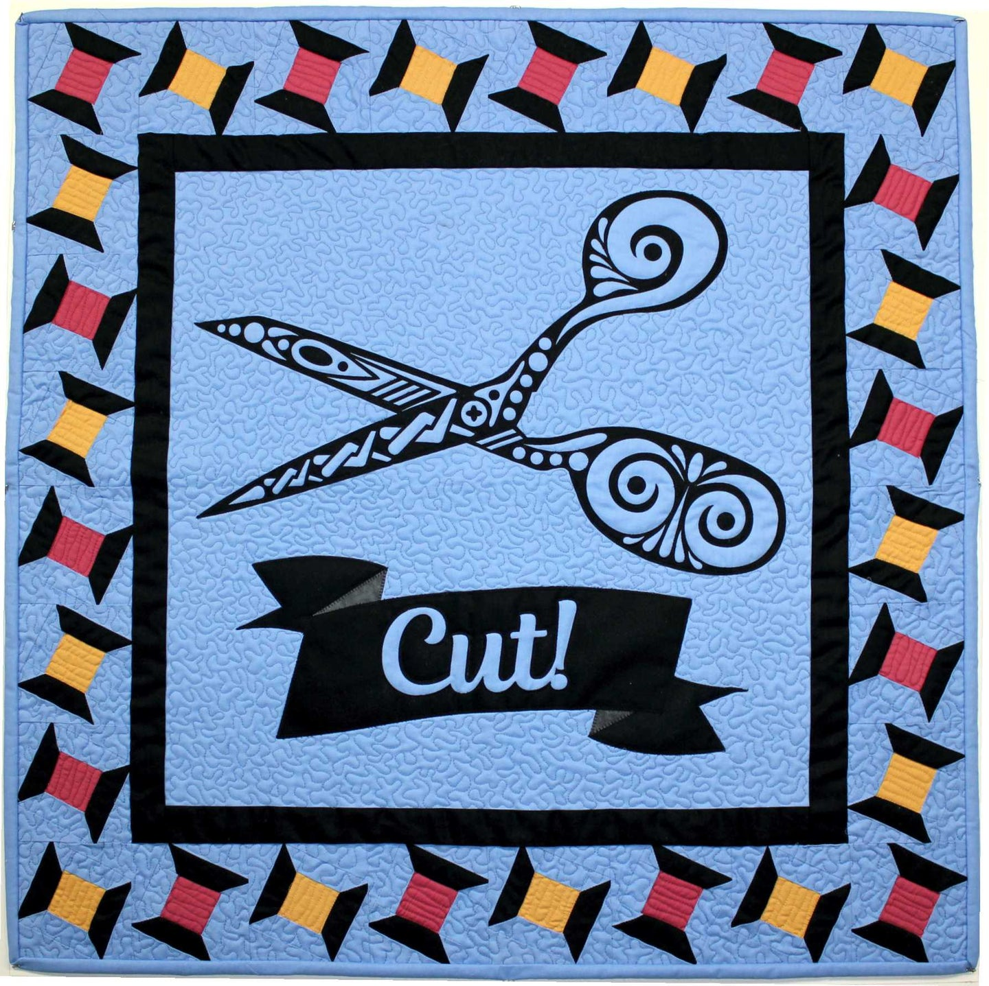 Curly Scissors