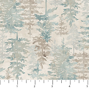 Misty Mountain - Flannel - Misty Earth Flannel - F22978-14 @ $9.00 / yard