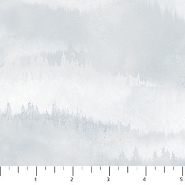 Misty Mountain - Flannel - Misty Earth Flannel - F22980-41 @ $9.00 / yard