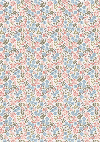 Flo's Little Flowers FLO7.2  $9.00 / yard
