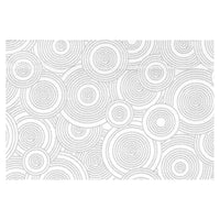 "Galaxy 108"" Contemporary Quilt Backs - Get Back! Grey/White Quilt Backing @ $13.00 / Yard"