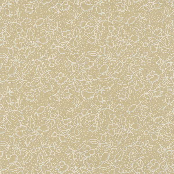 "Galaxy 108"" Natural Quilt Backs GALQ108W21677-TEA @ $13.00 / Yard"