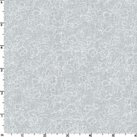 "Galaxy Quilters 108"" Wide White/White Quilt Backing GALQ108W21677-WHI @ $14.00 / Yard"