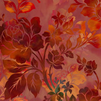 IBFDIA1ENC-1  DIAPHANOUS 1ENC-1 SPICE NIGHT BLOOM - @ $9.00 / yard