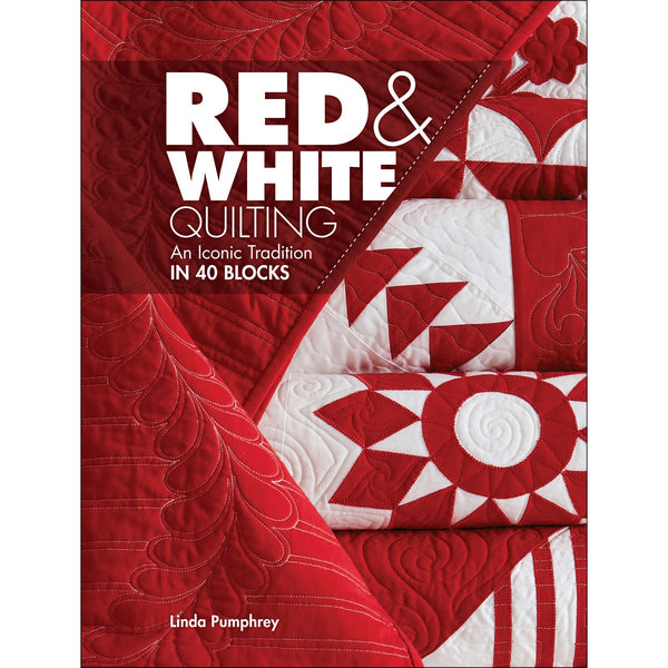 Red & White Quilting