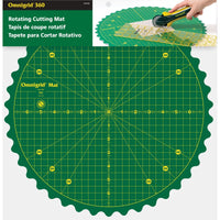 "14"" Rotating Cutting Mat - MN14WGR"