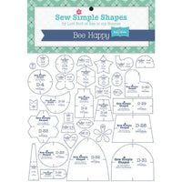 Lori Holt Bee Happy Sew Simple Shapes
