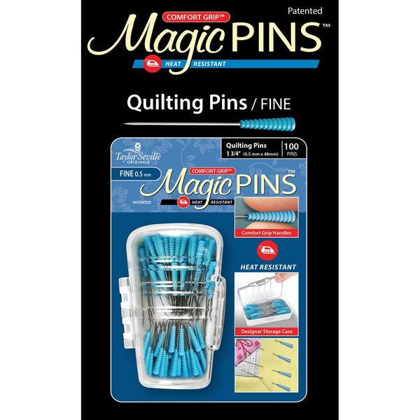 Magic PINS Quilting Pins / Fine 100 count