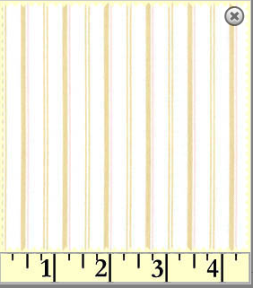 Maywood Studio Memories of Love 8066 G Gold Mini Stripe  $9.00 / yard