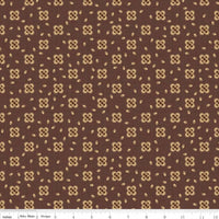 Civil War Times C4262-BROWN  $9.00 / yard