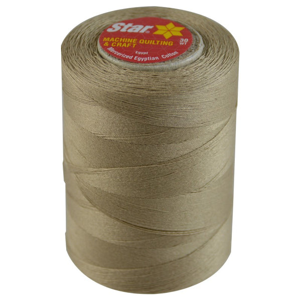 Star Cotton Solid: 1200 yds Dogwood CACV37-155