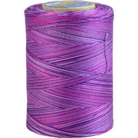 Star Cotton Variegated: 1200 yds Plum Shadows CACV38-810