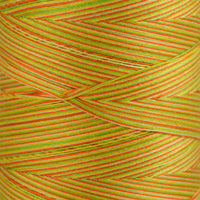 Star Cotton Variegated: 1200 yds Citrus CACV38-814