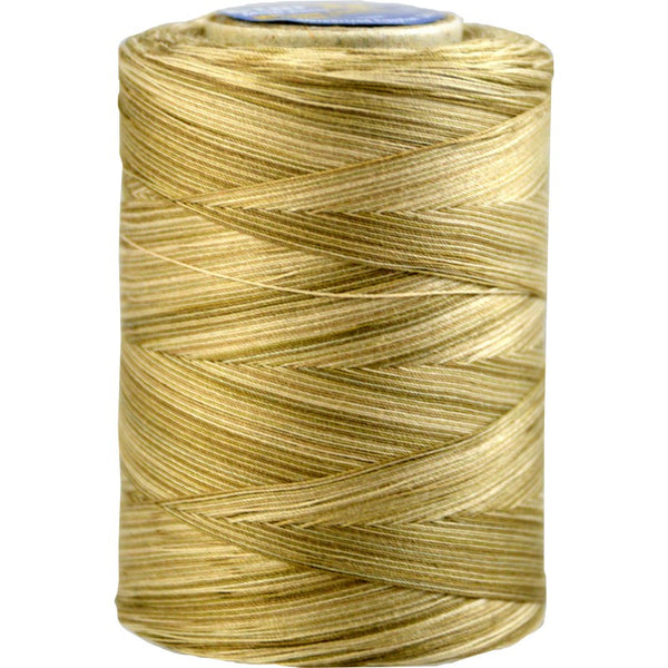 Star Cotton Variegated: 1200 yds Old Lace CACV38-829