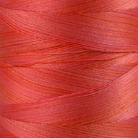 Star Cotton Variegated: 1200 yds Coral Reef CACV38-834