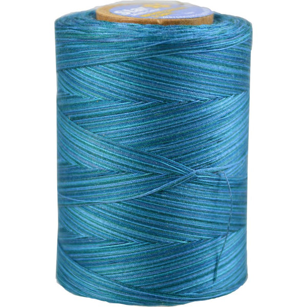 Star Cotton Variegated: 1200 yds Deep Ocean CACV38-841