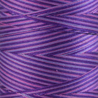 Star Cotton Variegated: 1200 yds Violet Eve CACV38-843