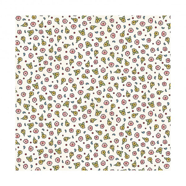 Forest Friends Collection by Kris Lammers - Tiny Calico Neutral  mas8187-e $9.00 / yard