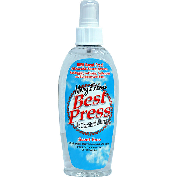 Best Press Unscented 6 oz Bottle, Single