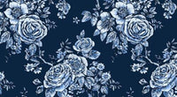 "Baum Quilting Rose Toile 8294-77 108"" Wide Quilt Backing @ $14.00 / Yard"