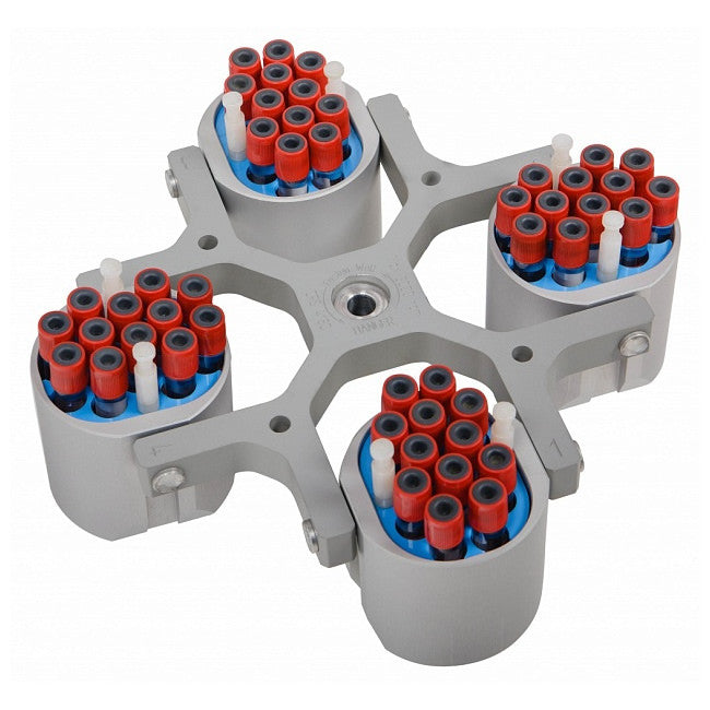 Universal bucket-rotor up to 56 tubes and 720ml for C2203 centrifuge