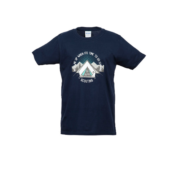 i.SCOUT Kids 'Wake Me Up' T-Shirt