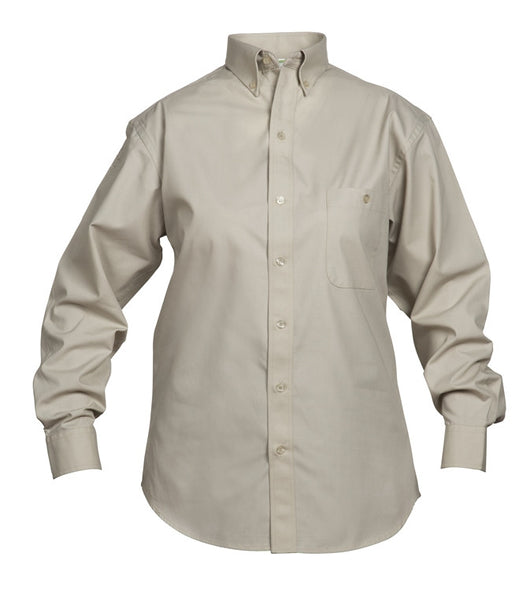 Adult Ladies' Long-Sleeved Blouse