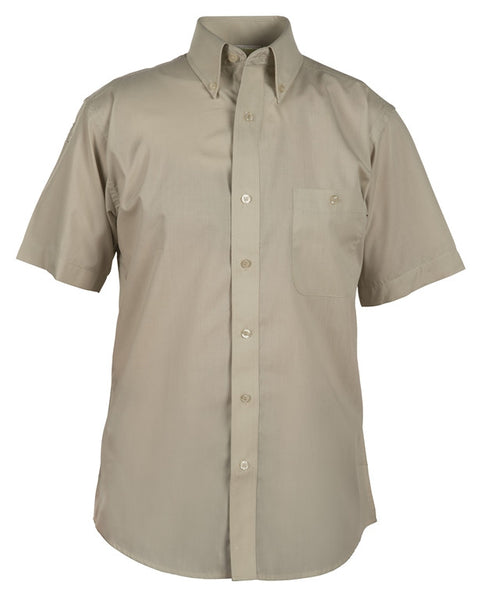 Adult Men's Short-Sleeved Shirt