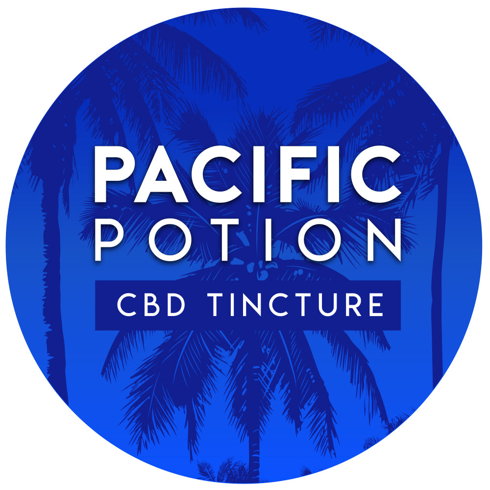 Pacific Position Isolate Tincture CBD