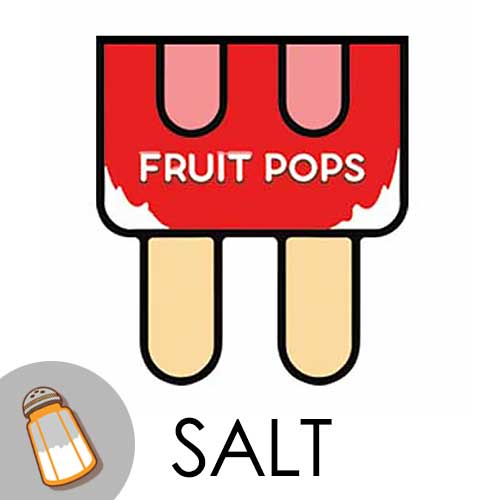 Fruit Pops Salt E-Juice