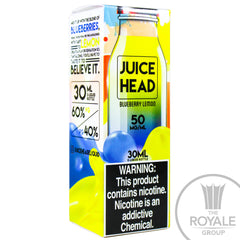 Juice Head Salt E-Juice - Blueberry Lemon
