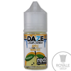 red's Apple Salt E-Juice - Iced Mango