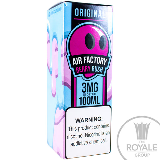 Air Factory E-Juice - Berry Rush
