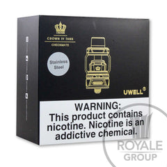 Uwell - Crown 4 Atomizer 6ML