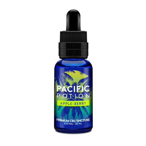 Pacific Potion CBD - Apple Berry