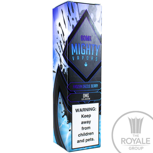 Mighty Vapors E-Juice - Frozen Dazzle Berry