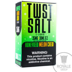 Twist Salt E-Juice - Honeydew Melon Chew