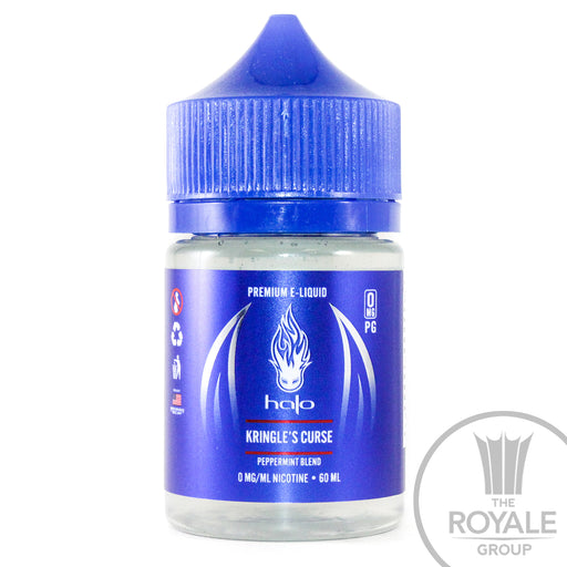 Halo E-Juice - Kringle's Curse