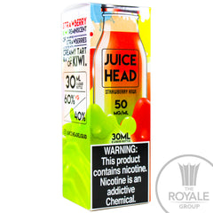 Juice Head Salt E-Juice - Strawberry Kiwi